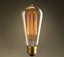 40 watts Edison Incandescent Light 220V warm-white(China (Mainland))