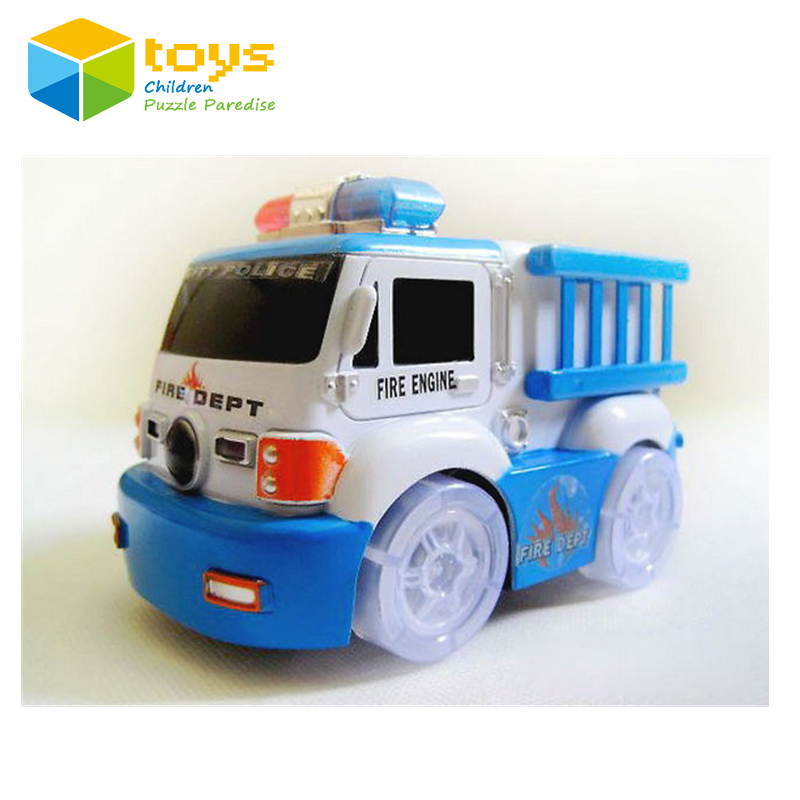 Simulation Electric Universal Musical Fire Engine Toys for Children Kids Fire Truck with Light Sound Toy Cars Hot Wheels Gifts(China (Mainland))
