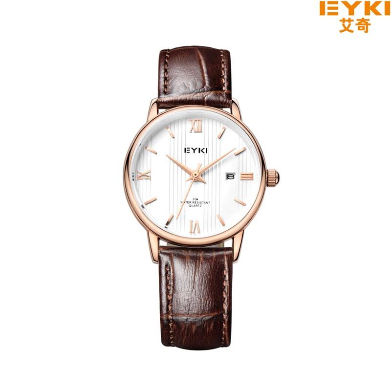 СТИЛЬНЫЙ Последние японии movt кварцевые часы из нержавеющей стали обратно Часы Браслет для Группы watch-EET1002LS