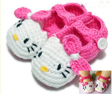 Spring and autumn princess shoes, shoes, baby shoes, knitting wool, shoes, baby shoes, baby shoes, baby shoes(China (Mainland))