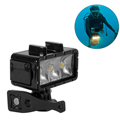 Waterproof Diving LED Shooting Flash Light Lamp for Gopro 3 3 4 Xiaomi yi OS463