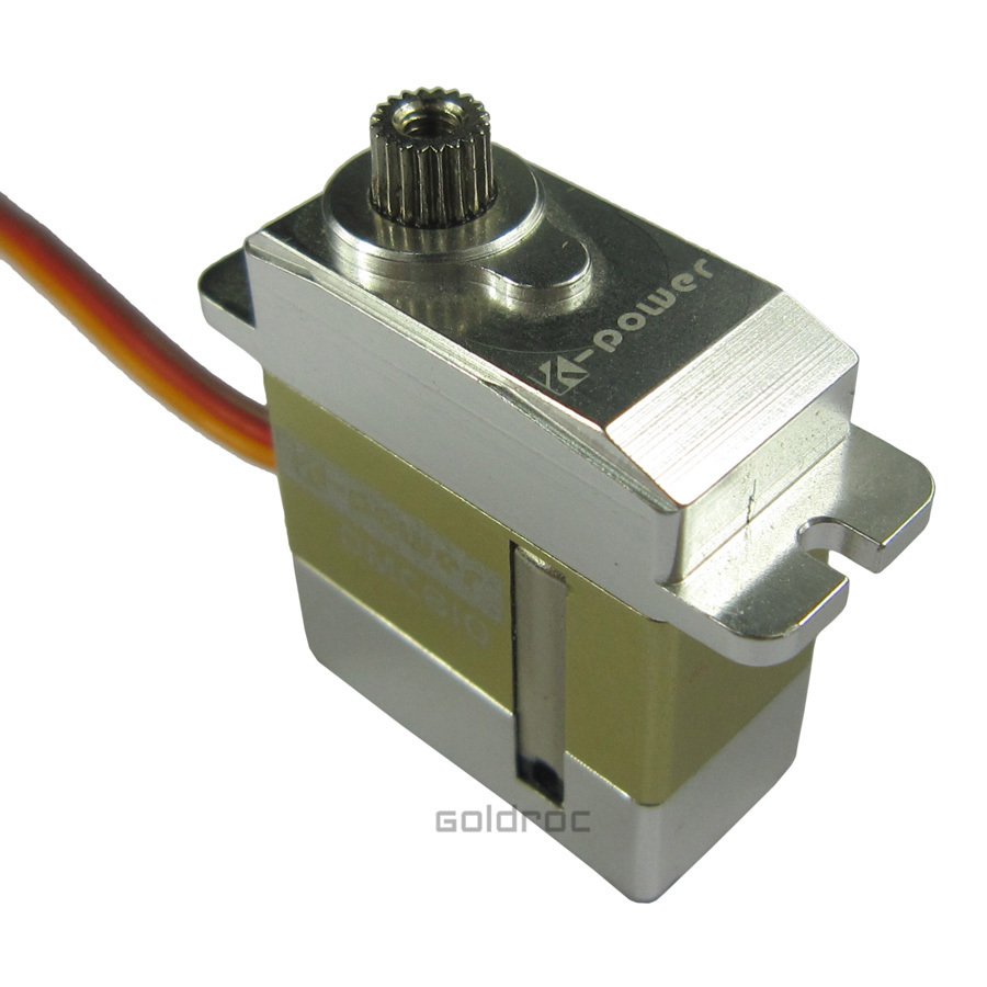 High Quality 450h Coreless Motor Gear Analog Servo For Rc