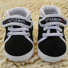 0-18M Baby Mocassins Infant Kids Boy Girl Soft Sole Canvas Sneaker Toddler Newborn Shoes Hot(China (Mainland))
