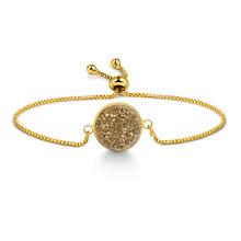 אופנה פרפר צמיד & צמיד לנשים פשוט מתכוונן זהב כסף צמידי Pulseras Mujer תכשיטי מפלגה מתנות(China)