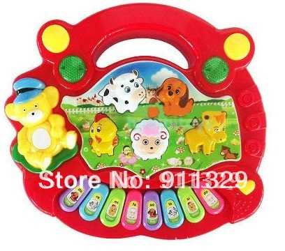 Learning Education Baby Toy 0-36 Months Baby Toy Piano Electronic Keyboard Infantil Music Learning Puzzle Education Toys(China (Mainland))