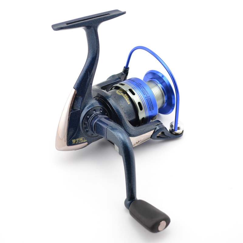Fishing Reel 3000 series fishing rod reel to spinning with aluminium spool(China (Mainland))