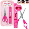 Professional DIY Forehead Hairdressing Scissors Set Bangs Cutting Pruning Scissors Clipper Fringe Cut Shape Hair Styling
