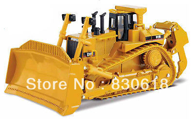 NEW BOX NORSCOT 55025 Caterpillar Cat D11R Track-Type Tractor 1:50 DieCast Model toy(China (Mainland))