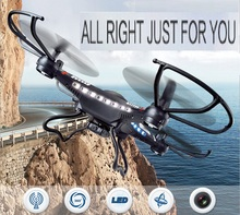 2015 Newest Drone! Awesome DFD F183/JJRC H8C 2.4G RC Helicopter 6-Axis GYRO Quadcopter Drone With Camera LED Remote control Toys(China (Mainland))