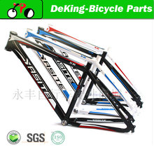 hot selling promotion mountain bike frame  26 * 17-inch high-strength aluminum alloy disc brake  bicycle frame(China (Mainland))
