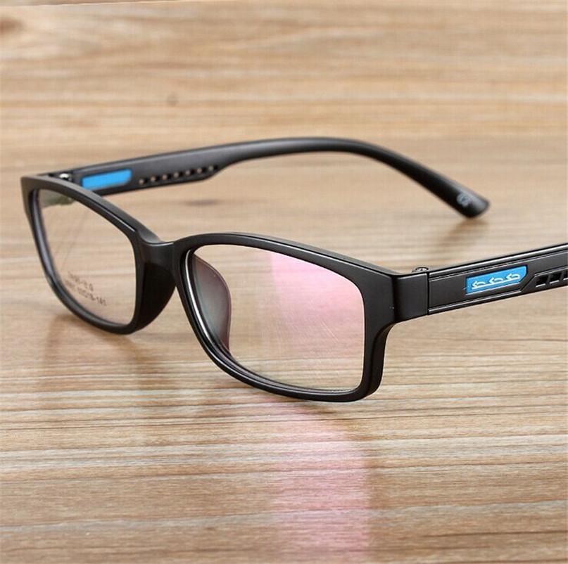 2015 Fashion Sports ultralight tr90 full frame eyeglasses optical eyewear frames men women myopia oculos S6001(China (Mainland))