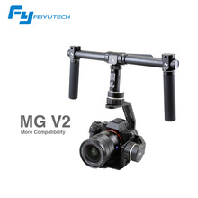 Buy FeiyuTech 3 axis mirrorless DSLR camera handheld gimbal Stabilizer FY MG V2 Sony NEX/A7 2/Canon 5D Mark III/LUMIX GH4 for $778.61 in AliExpress store