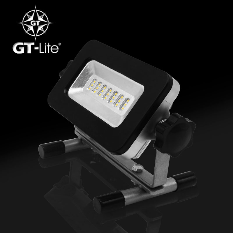 GT-Lite LED Working Light,SMD2323,230V 220V 110V,EU&US Plug,Button Switch,Flood Light,Area Light,Photocell,Slg GT504(China (Mainland))
