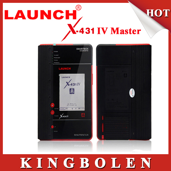 2015 Professional Universal Diagnostic Tool Original Launch X431 Master IV Free Update By Internet Launch X431 IV Free Shipping(China (Mainland))
