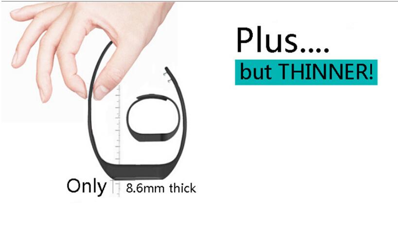 """ถูก ใหม่ล่าสุดI5พลัสสมาร์ทนาฬิกาสร้อยข้อมือIP67กันน้ำนาฬิกา0.91 """"OLED TPU s martbandติดตามการออกกำลังกายนาฬิกาฟังก์ชั่นป้องกันการสูญหาย"""