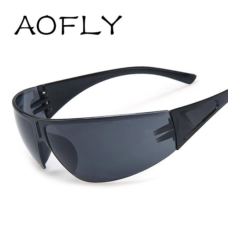AOFLY 2015 New Famous Brand Sunglasses Men Sport Glasses fashion mens sunglasses brand designer oculos de sol masculino S1601(China (Mainland))