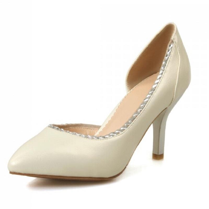 Online Get Cheap Kitten Heel Wedding Shoes -Aliexpress.com