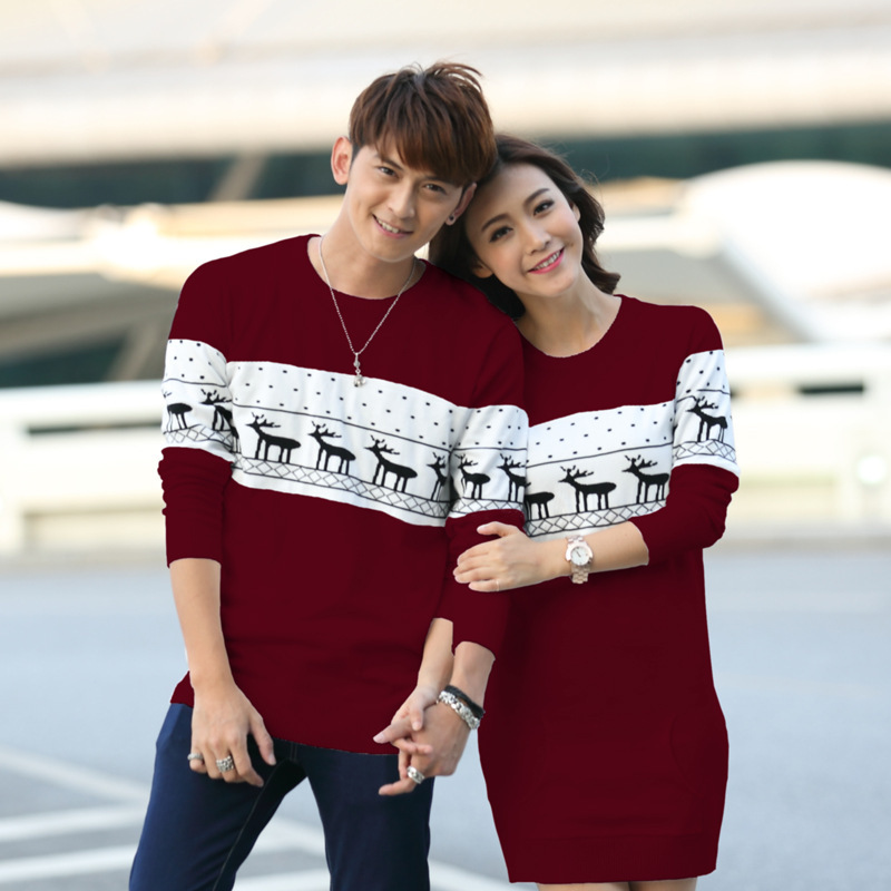 Top 40 Matching Christmas Sweaters Designs You Must Try ...