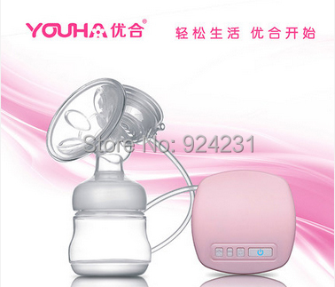 The factory price mother breast pump nipple suction breast electric breastpumps Brand New baby products milk USB Breast Pump(China (Mainland))