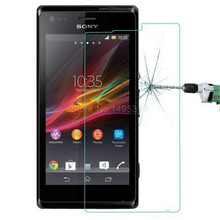 Premium Tempered Glass For Sony Xperia M/C1904/C1905/Dual/C2004/C2005 Screen Protector 9H Protective Film With Retail Package