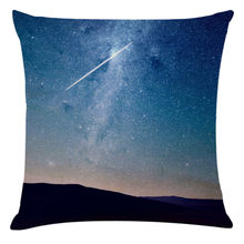 Home textile finished product tellar Black Hole Pillowcase Throw Pillow Covers Dropshipping Apr13(China)