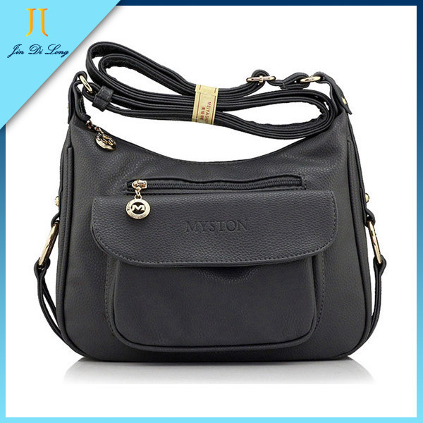 Antique Messenger Bags Women Top Quality Hardware OL Travel Leisure Lady Cross Body Shoulder Bag Zipper Pocket Bolsa(China (Mainland))