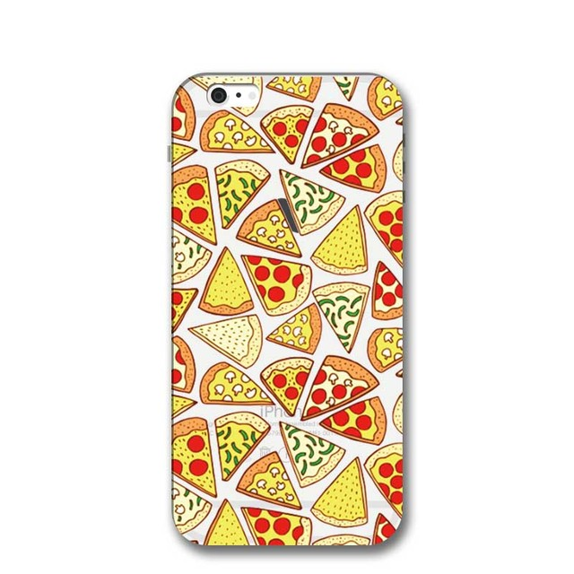 Case Iphone 5/5S 6/6S 6Plus/6SPlus 7/7Plus Food Love różne wzory