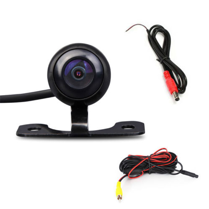 Rearview Camera 420 Lines 170 Super Wide View Angle Waterproof Car Auto Rear View Camera Reverse Backup License Plate Camera(China (Mainland))