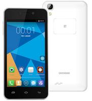 DOOGEE VALENCIA DG800 MTK6582 Quad Core 1.3GHz 4.5 inch Mobile Phone Dual SIM WCDMA 13.0MP Camera 1GB+8GB Android 4.4 2000mAH