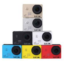In Stock!Original SJCAM SJ5000 Plus Waterproof Sport Camera Ambarella A7LS75 1080P Full HD 60FPS WiFi Action Camcorder Car Dvrs(China (Mainland))