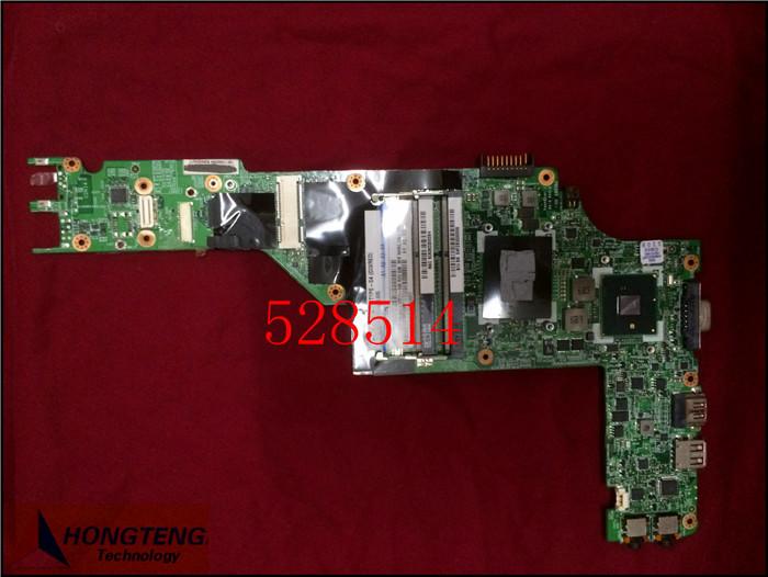 Здесь можно купить  Wholesale MS-12511 MS-1251 laptop motherboard for msi ms12511 integration 100% Work Perfect  Компьютер & сеть