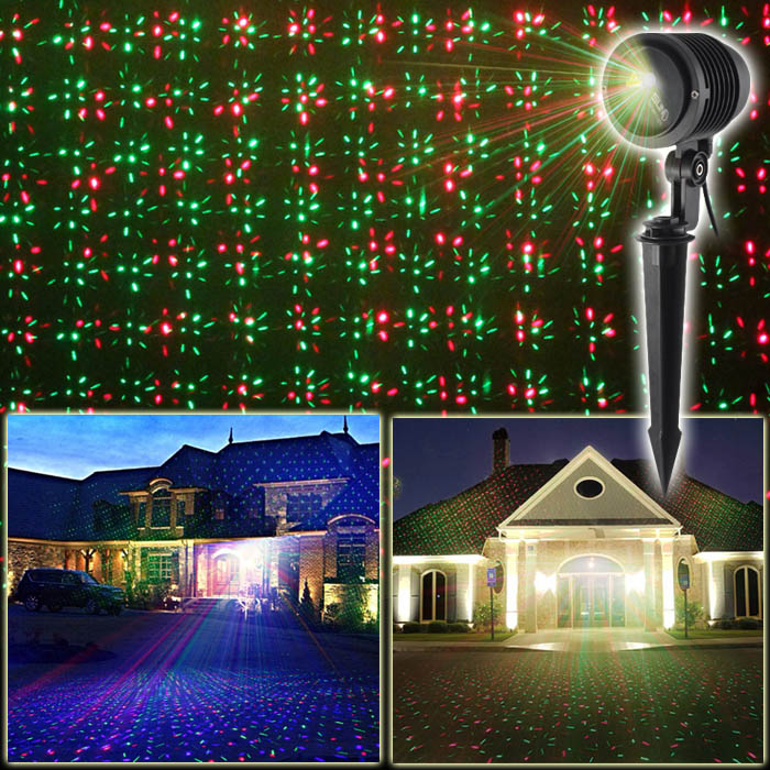 rgb outdoor holiday light projector moving twinkle ip65 waterproof. Black Bedroom Furniture Sets. Home Design Ideas