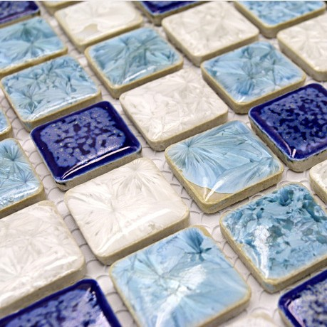 Glazed Ceramic Tile Bathroom Flooring Porcelain Kitchen Backsplash Tiles For