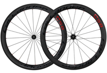 Buy Germany Light Carbon CALLANDER 700C 50mm clincher rims Road bike matt 3K full carbon bicycle wheelsets 50mm width for $539.10 in AliExpress store