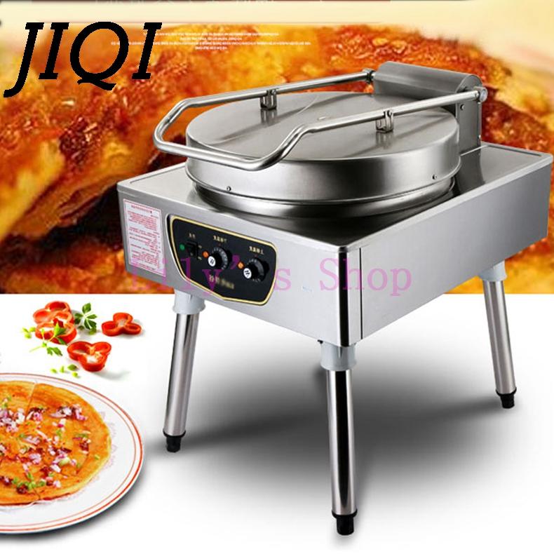 Desktop electric baking pan Electric pancake machine Puff pastry machine Heating wire EU US plug(China (Mainland))