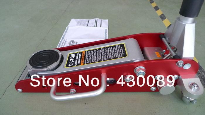 Man-pack Aluminium alloy Car Jack(China (Mainland))