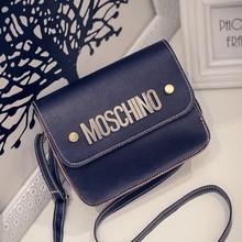 Fashion women's handbag 2016 vintage letter bag one shoulder casual handbag cross-body bag small