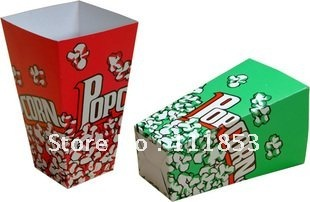 ! Customized logo printing accepted! paper bag/food packaging bag/snack package/egg box/popcprn box - Honey world store