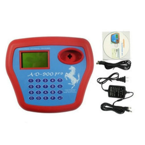 Free shipping ad900 key programmer ad 900 pro transponder duplicating system AD900 Key Programmer(China (Mainland))