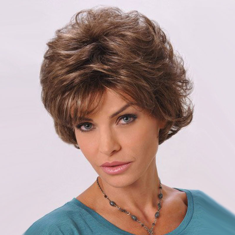 Short-Wigs-for-Black-Women-Synthetic-Wigs-Pixie-Cut-Wig-for-Women ...