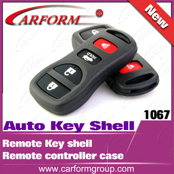 Car key shell Remote controller case  4 Button Remote Key shell Wholesale and retail Free shipping