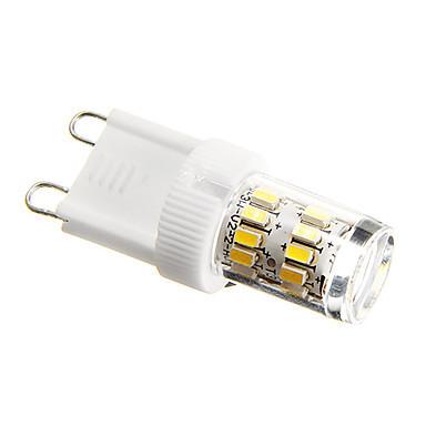 8pcs G9 LED 220V 3W 27*SMD3014 Warm White/White LED Lamp Bulb G9 220V For Home Lighting Free Shipping<br><br>Aliexpress