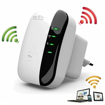 Wireless-N Wi-Fi Ретранслятор 802.11n/b/g Сети Wi-Fi Маршрутизаторы 300 Мбит Диапазон Expander Усилитель Сигнала Extender WIFI Ap Wps Шифрования