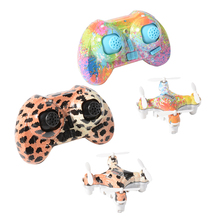 Cheerson CX-10D Mini Nano Drone RC Quadcopter 2.4G 6-axis with Altitude Hold RC198/RC199