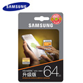 SAMSUNG Memory Card 64gb Mini Micro SD Card Waterproof Class10 TFTrans Mikro cartao de Memoria Sim