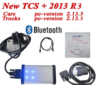 Newest Software TCS scanner cdp pro plus With Bluetooth +LED cable+LED light  2013 R3