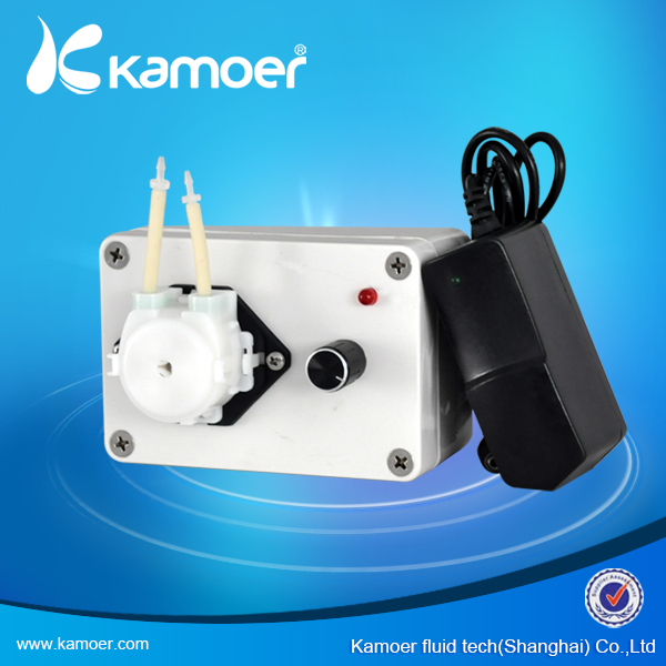 Kamoer mini 24V DC peristaltic liquid pump(China (Mainland))