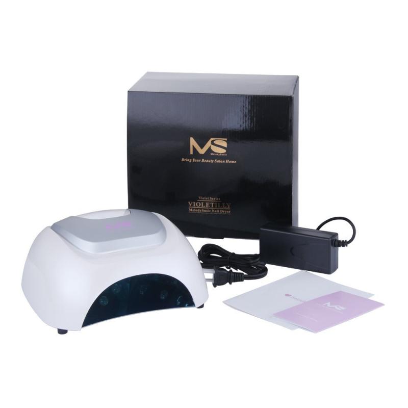 MelodySusie New Design 48W Nail Dryer UV Lamp LED Lamp Nail Lamp Curing Gel Nails Polish Nail Art Tools(China (Mainland))