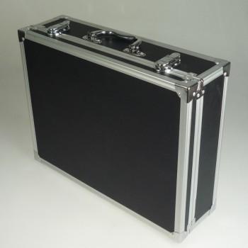 Executive Production Briefcase - Aluminum box,illusions,flower magic,close up,comdy magic props(China (Mainland))