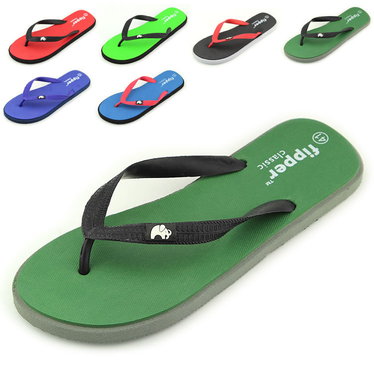 2015 Shoes Simple Unisex Pvc Fashion The New Couple Eva Bottom Beach Sandals Wholesale Manufacturers Of Special Freight Charge(China (Mainland))